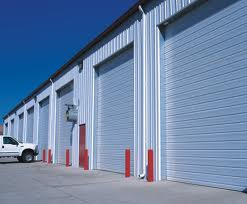 Commercial Rollup Garage Doors Houston