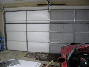 Garage Door Insulation Houston