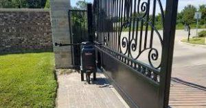 Solar Powered Gate Opener Houston
